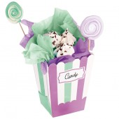 PARTY BOX CM.6,5X8X14 CONF.4 PZ. GI.VI