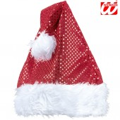 CAPPELLO BABBO NATALE IN PAILLETTES WIDMANN