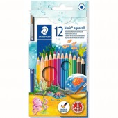 PASTELLI NORIS CLUB ACQUARELL ABS STAEDTLER