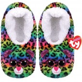 PANTOFOLA PELUCHES DOTTY TY