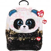 ZAINETTO PELUCHE GEAR SEQUIN BAMBOO TY