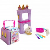 SET ATTIVITA' CASTELLO WASHIMALS CRAYOLA